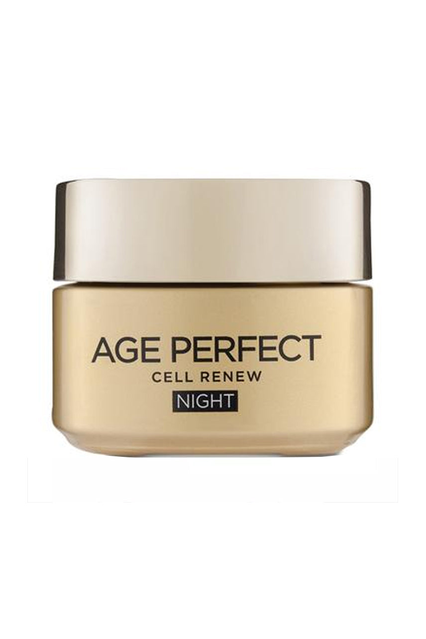 L'Oreal Age Perfect Cell Renewal Night Cream 50ml - Life Pharmacy St Lukes