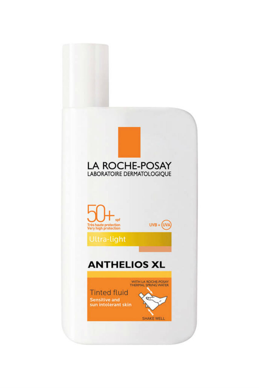 LA ROCHE-POSAY Anthelios XL Ultra Light Tint SPF50+ 50ml - Life Pharmacy St Lukes