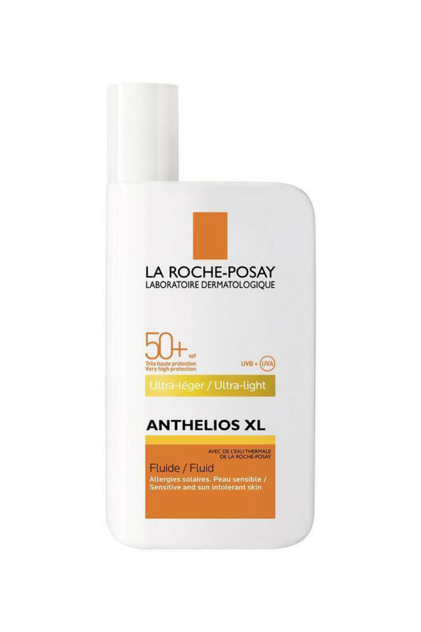 LA ROCHE-POSAY Anthelios XL Ultra Light Fluid SPF50+ 50ml - Life Pharmacy St Lukes