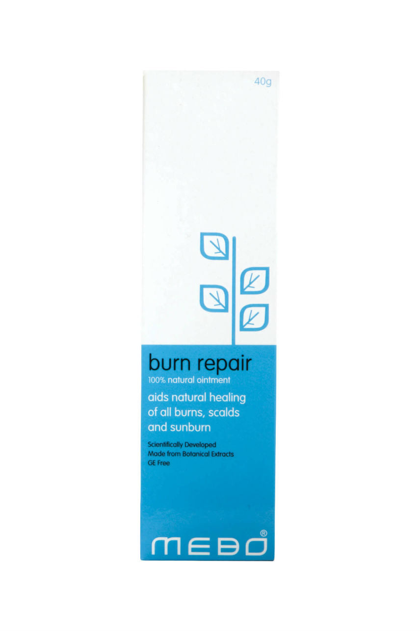 Mebo Burn Repair Ointment 40g - Life Pharmacy St Lukes