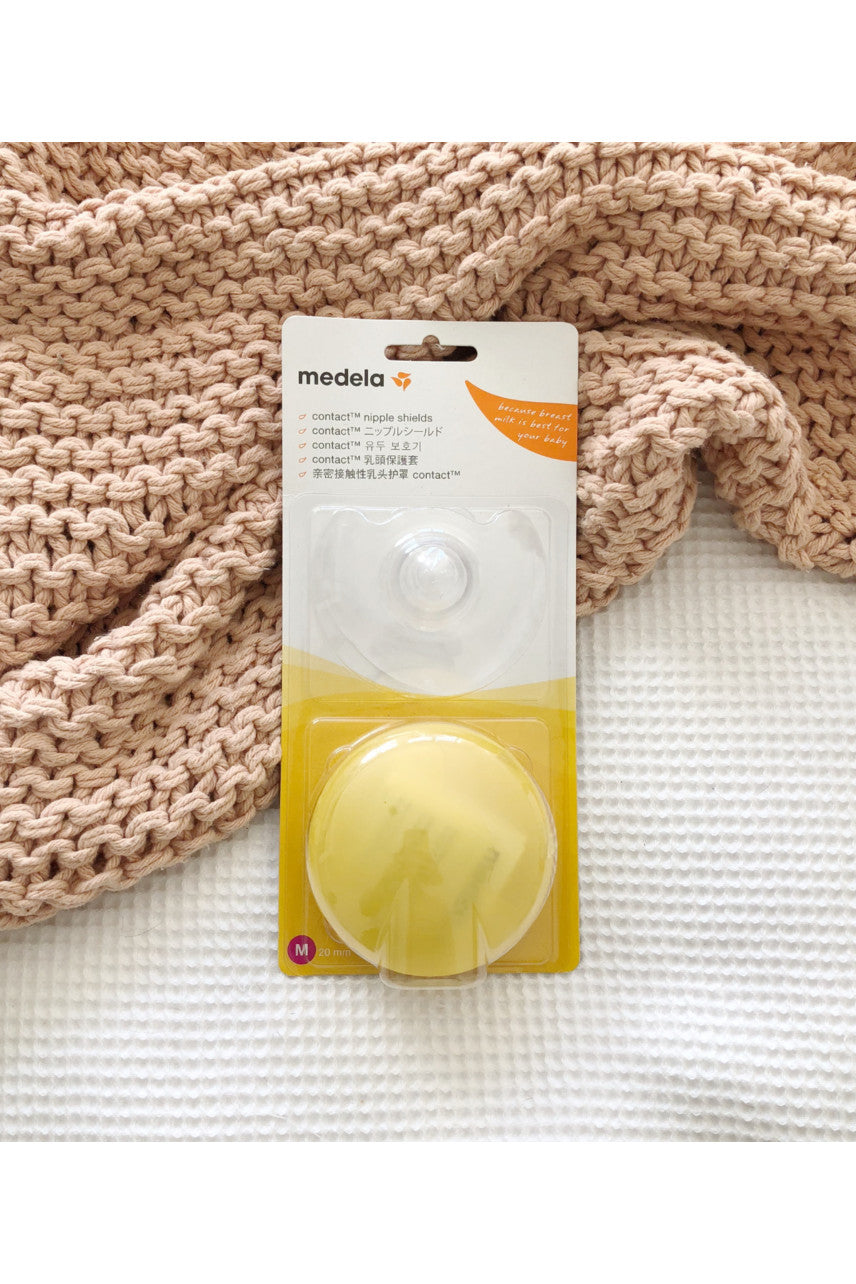 Medela Contact Nipple Shield 20mm Medium - Life Pharmacy St Lukes