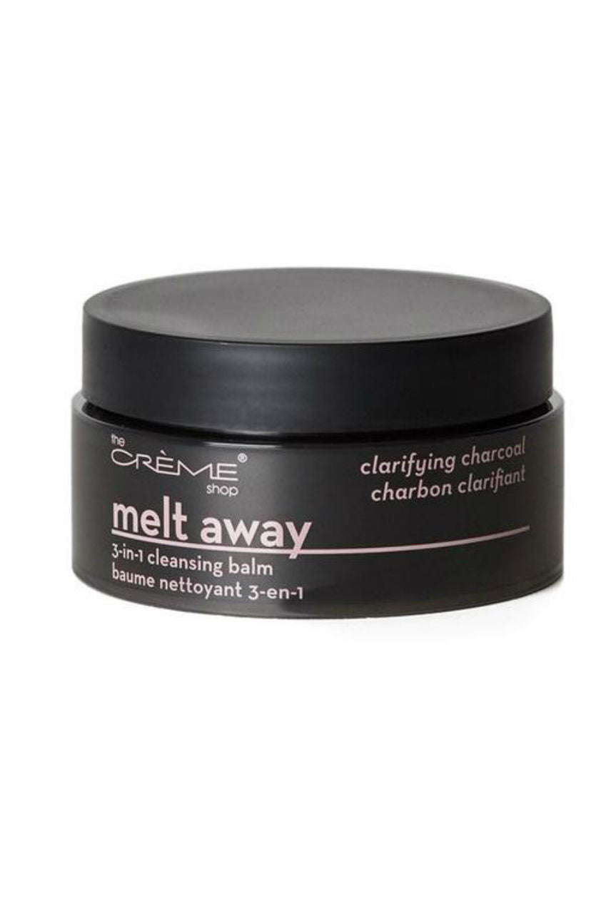 THE CREME SHOP Cleansing Balm Melt Away Clarifying Charcoal - Life Pharmacy St Lukes
