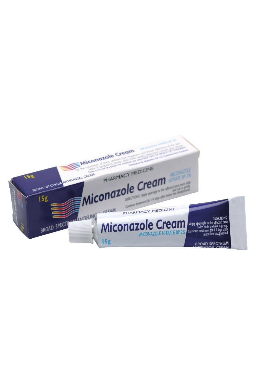 MICONAZOLE Topical Cream 15g - Life Pharmacy St Lukes