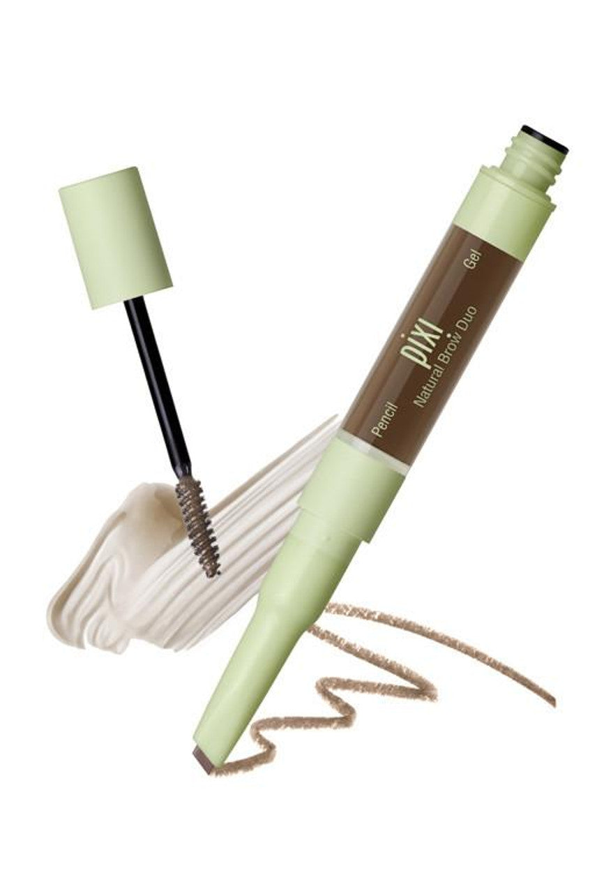 PIXI Natural Brow Duo Natural Brown - Life Pharmacy St Lukes