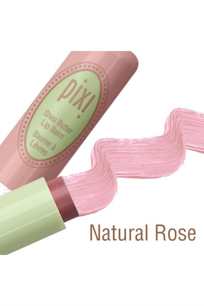 PIXI Shea Butter Lip Balm Natural Rose - Life Pharmacy St Lukes