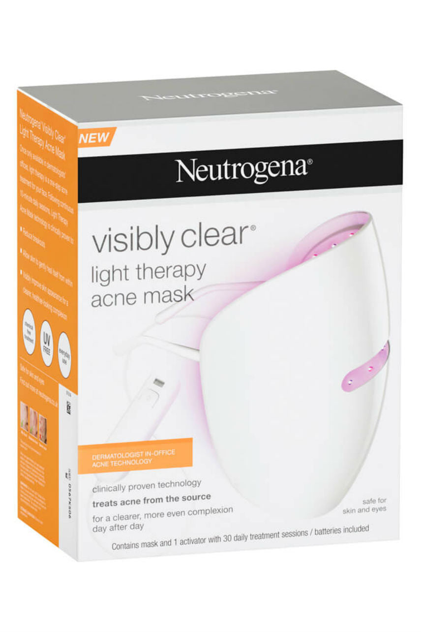 NEUTROGENA Light Therapy Acne Mask Kit - Life Pharmacy St Lukes