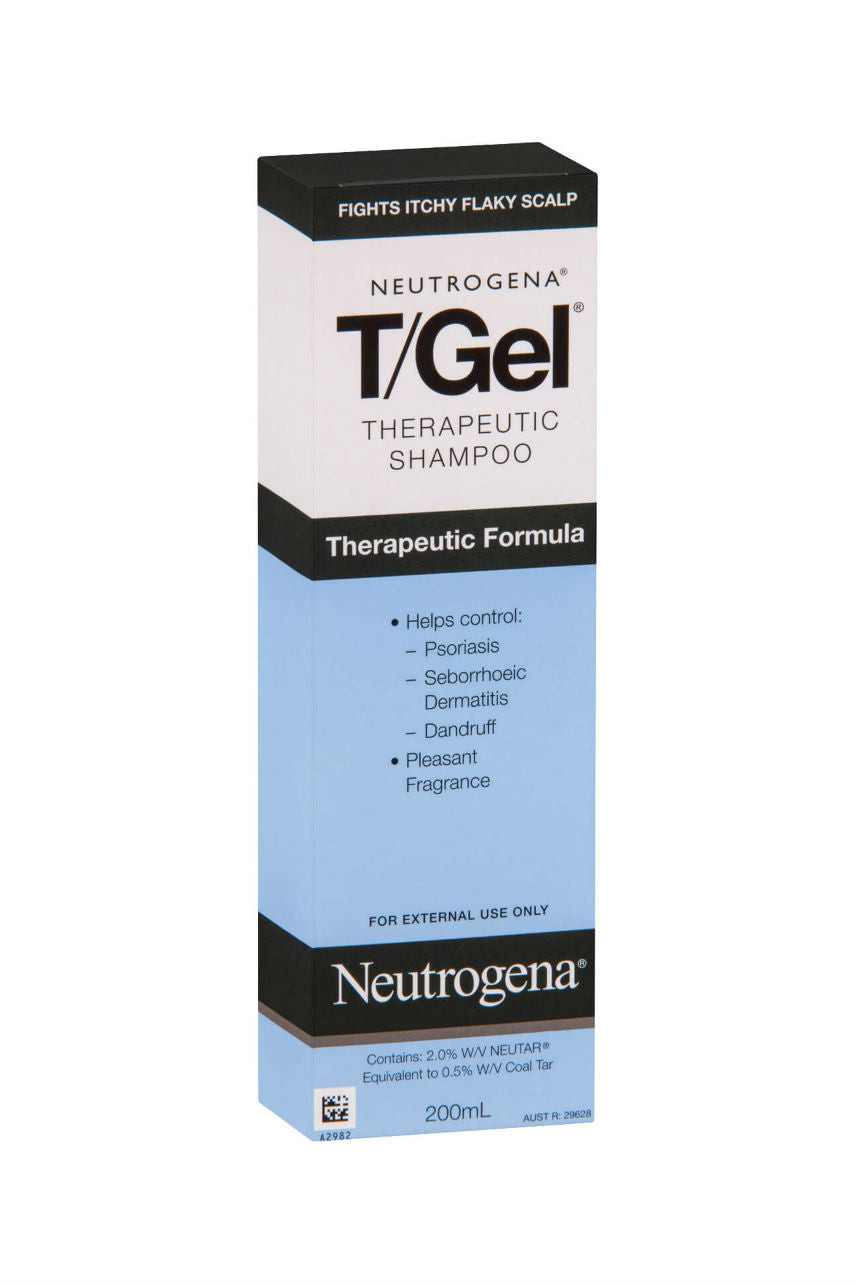 NEUTROGENA T Gel Shampoo 200ml - Life Pharmacy St Lukes