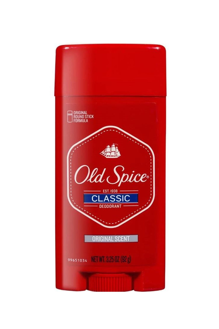 OLD SPICE Deodorant Stick 92g - Life Pharmacy St Lukes