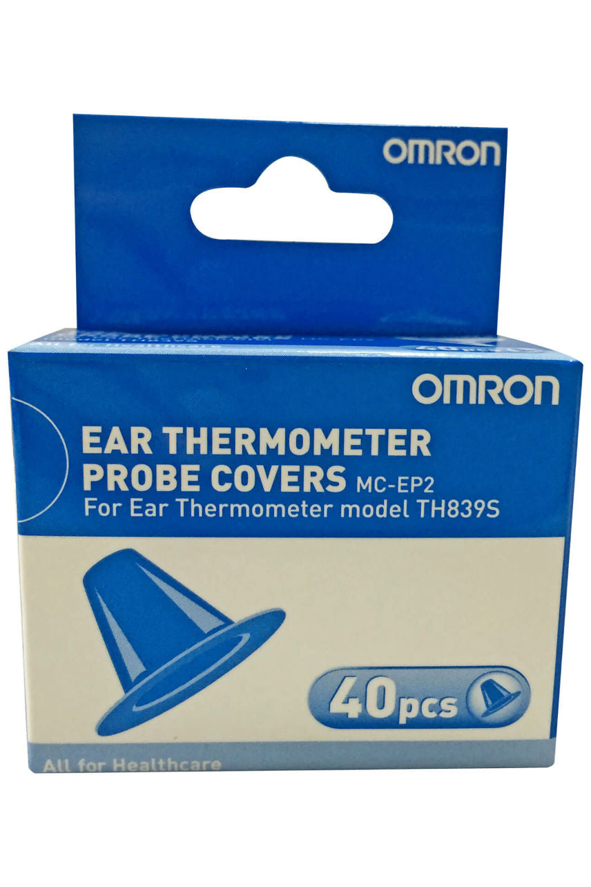 OMRON Probe Covers for TH839S 40pk - Life Pharmacy St Lukes