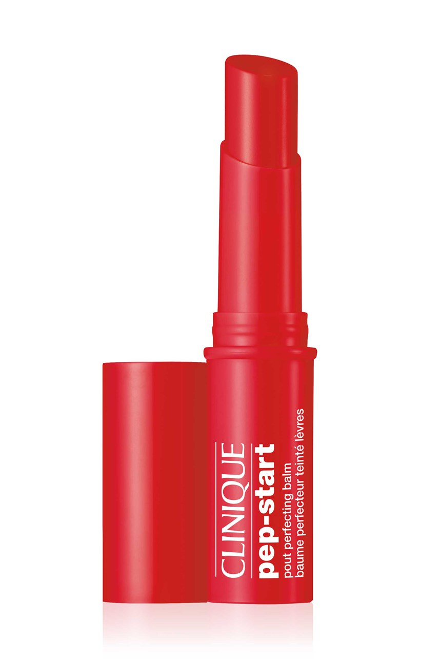 CLINIQUE Pep-Start Pout Perfecting Balm Cherry 4g - Life Pharmacy St Lukes