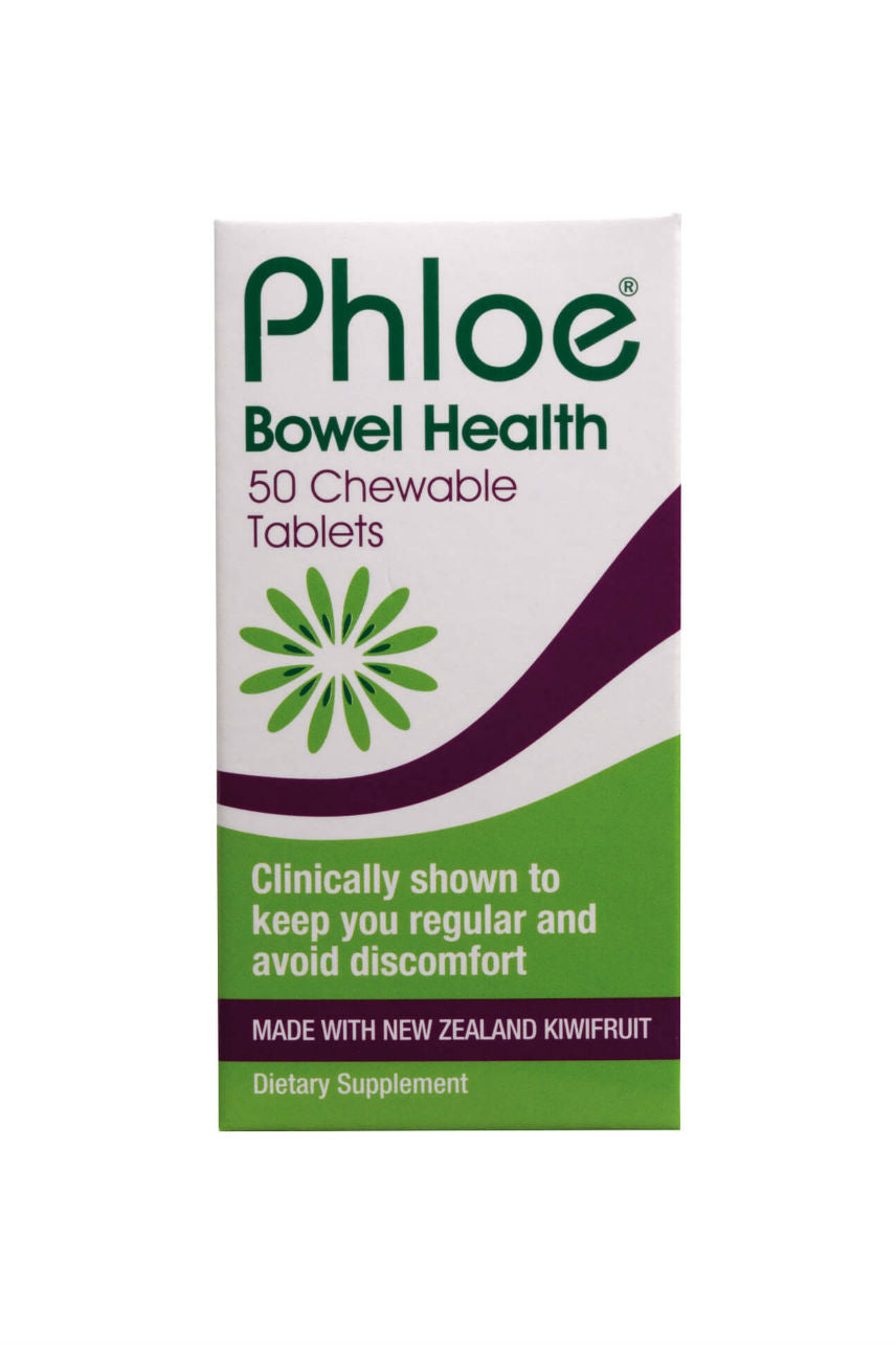 PHLOE Bowel Health Chewable 50tabs - Life Pharmacy St Lukes