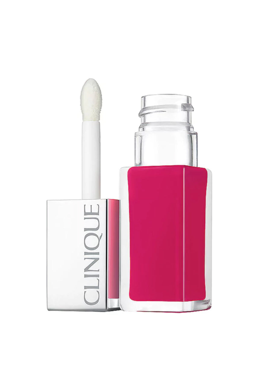 CLINIQUE Pop Lacquer Lip Colour + Primer  GoGo Pop - Life Pharmacy St Lukes