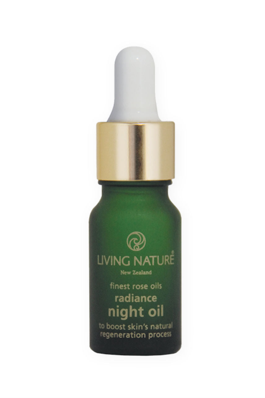 LIVING NATURE Radiance Night Oil 10ml - Life Pharmacy St Lukes