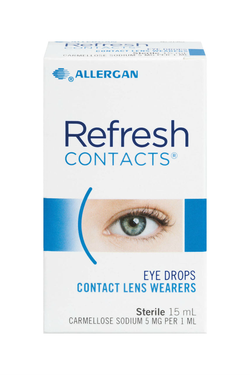 REFRESH Contacts Eye Drops 15ml - Life Pharmacy St Lukes