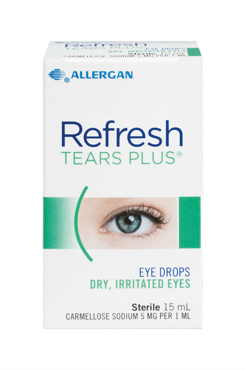 REFRESH Tears Plus Eye Drops 15ml - Life Pharmacy St Lukes