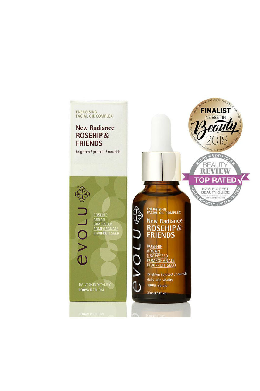 EVOLU Rosehip & Friends Oil 30ml - Life Pharmacy St Lukes