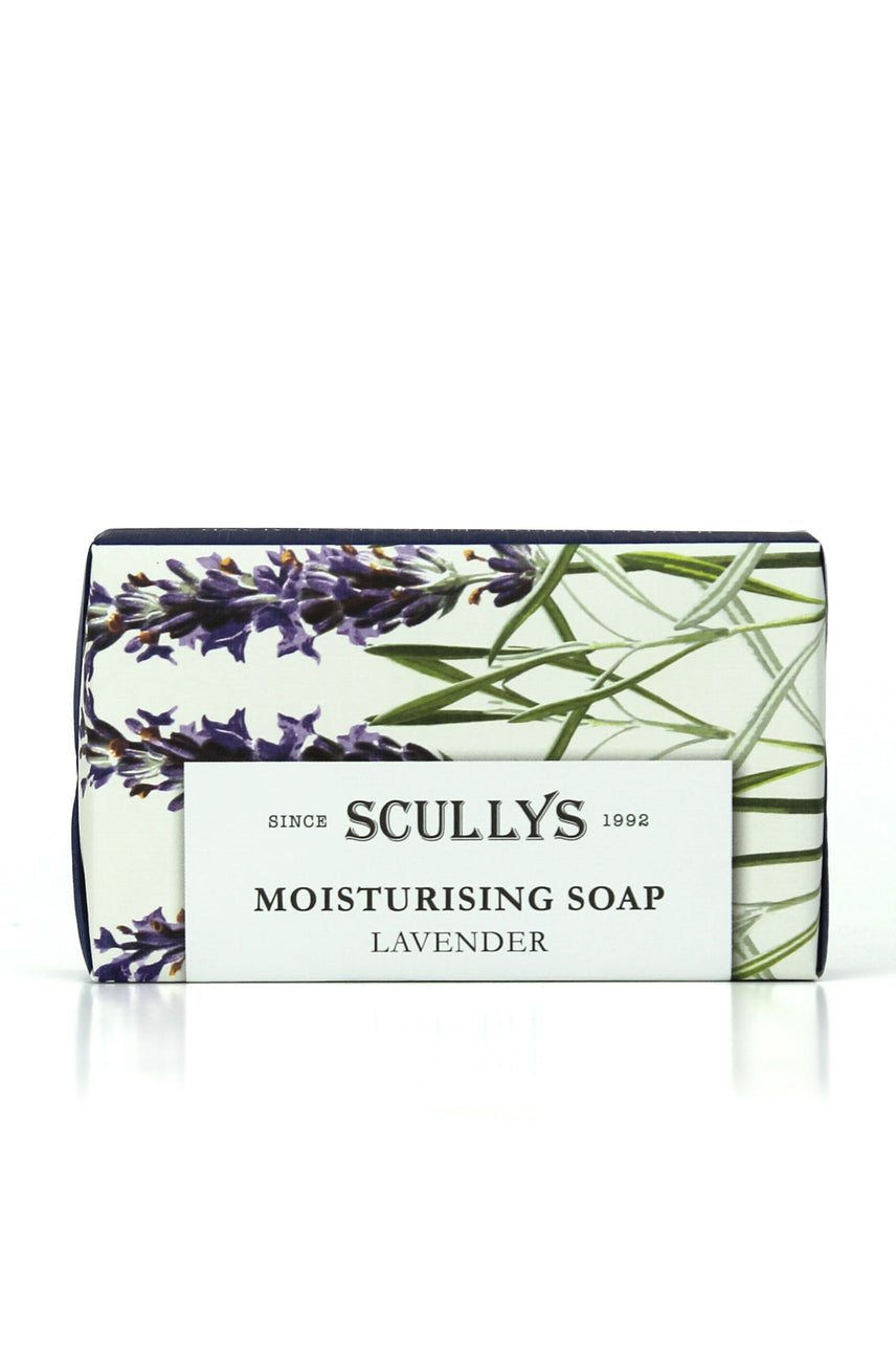 SCULLY Lavender Luxury Soap 150g - Life Pharmacy St Lukes