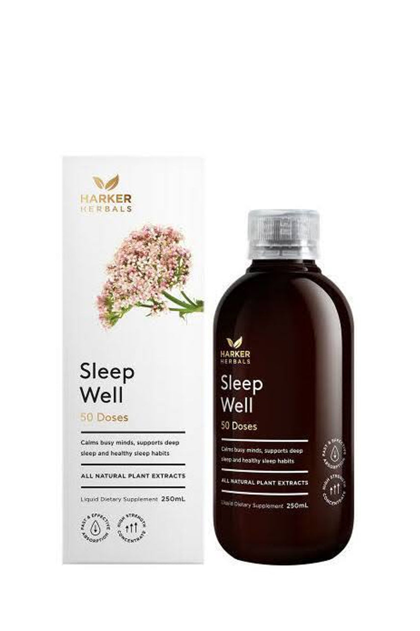 Harker Herbals Sleep Well 250ml - Life Pharmacy St Lukes