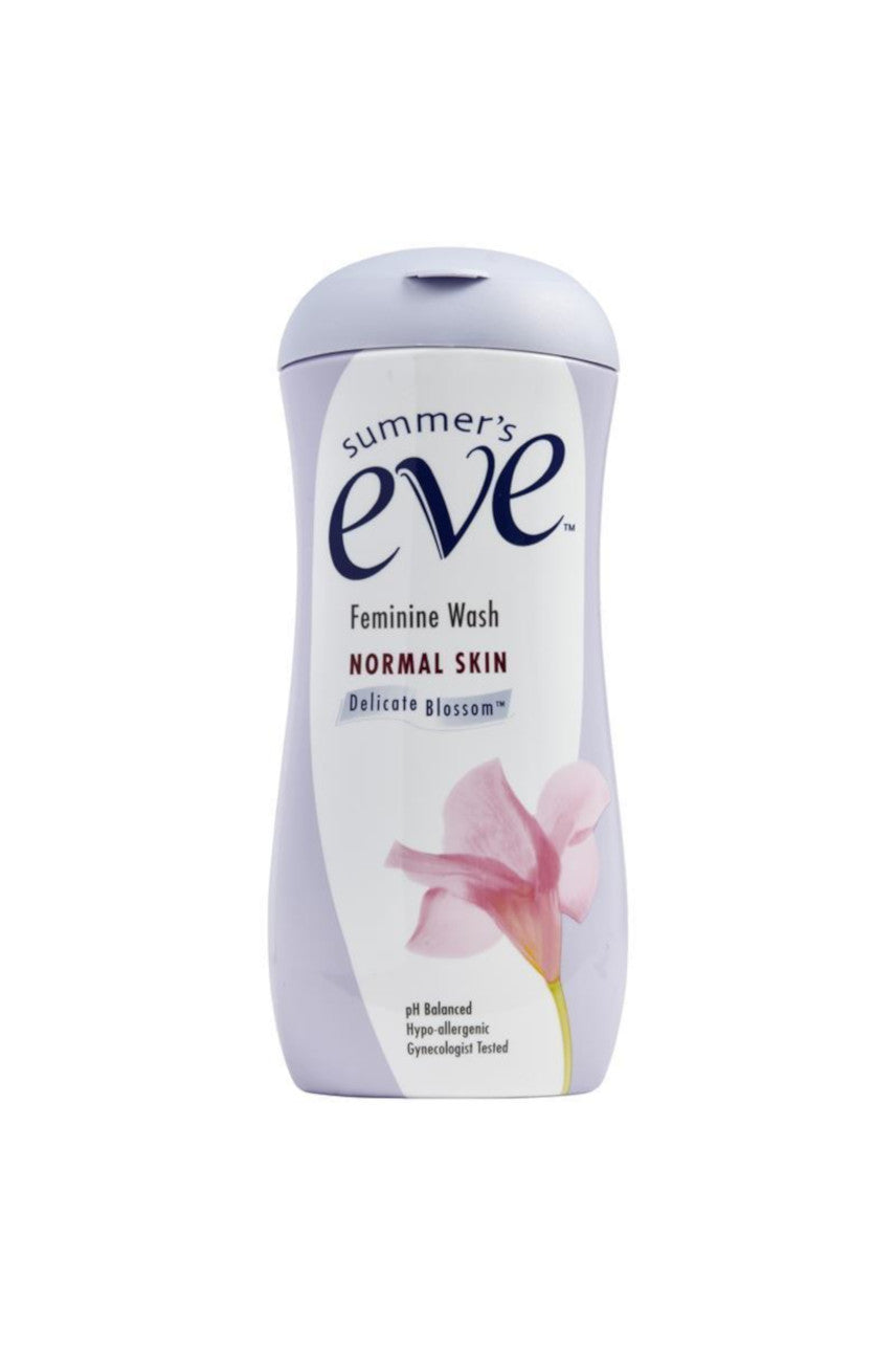 SUMMER'S EVE Wash Delicate Blossom 240ml - Life Pharmacy St Lukes