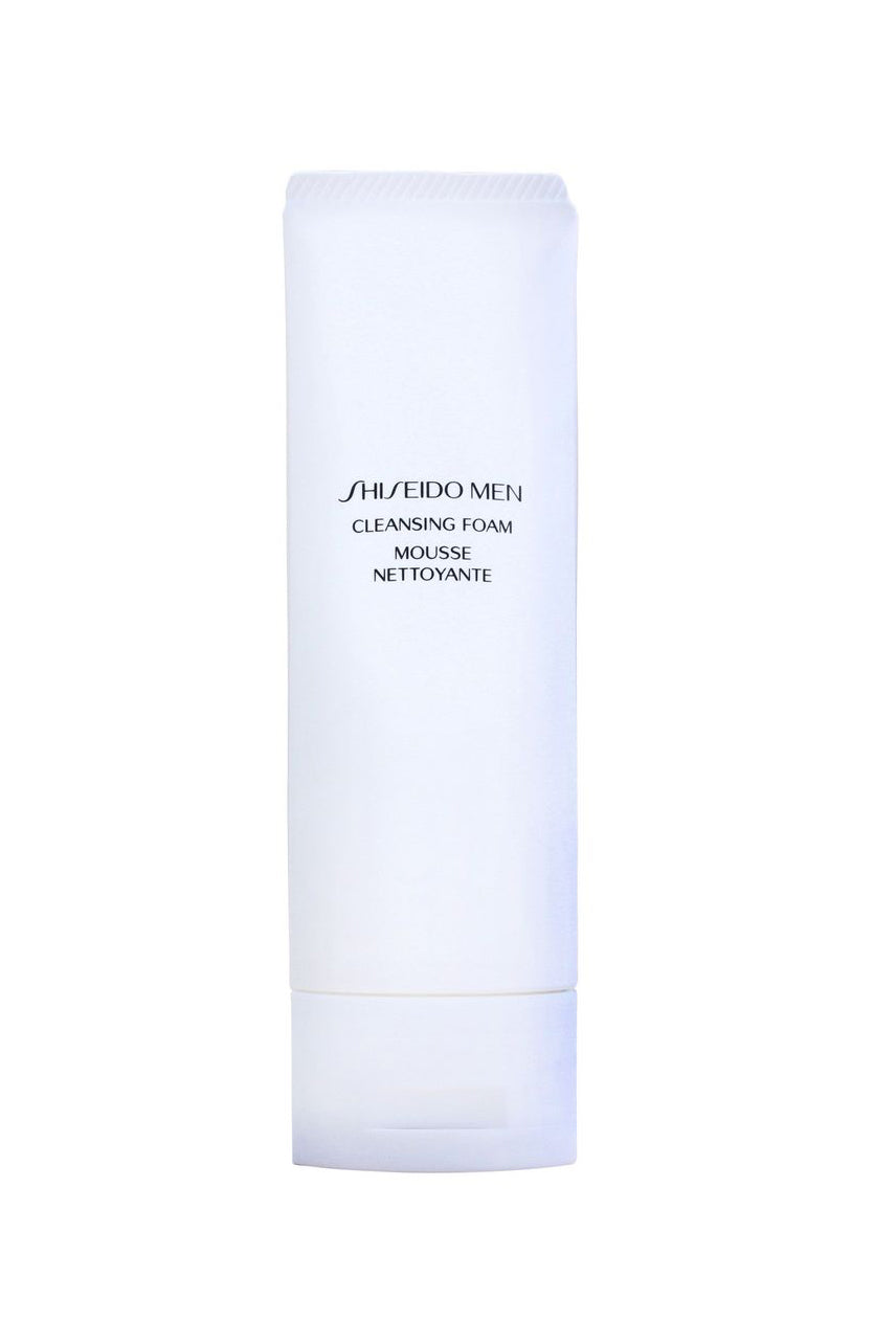 SHISEIDO Men Cleansing Foam 125ml - Life Pharmacy St Lukes