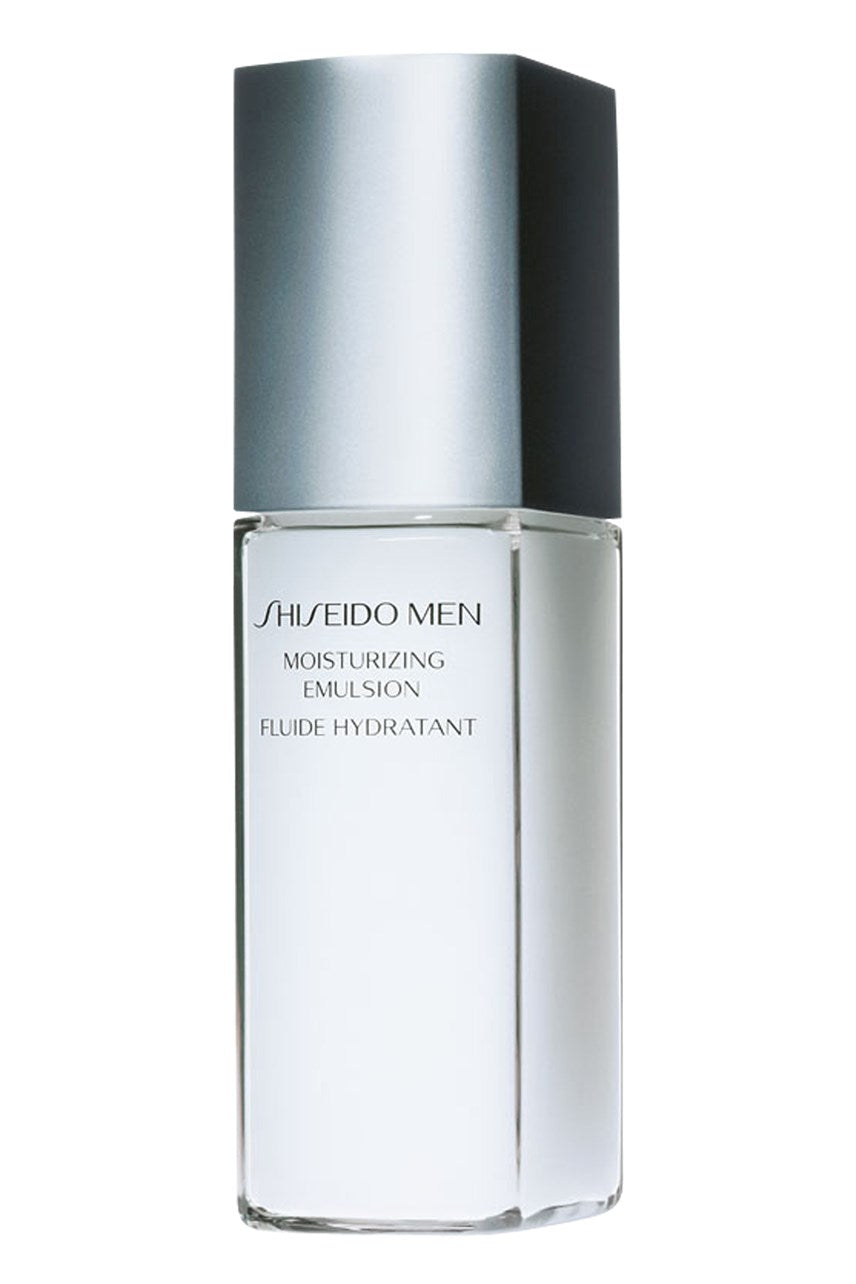 SHISEIDO Men Moisturizing Emulsion 100ml - Life Pharmacy St Lukes