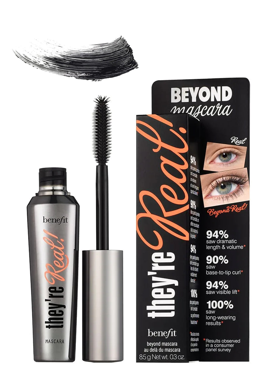 BENEFIT They're Real! Lengthening Mascara Black 8.5g - Life Pharmacy St Lukes