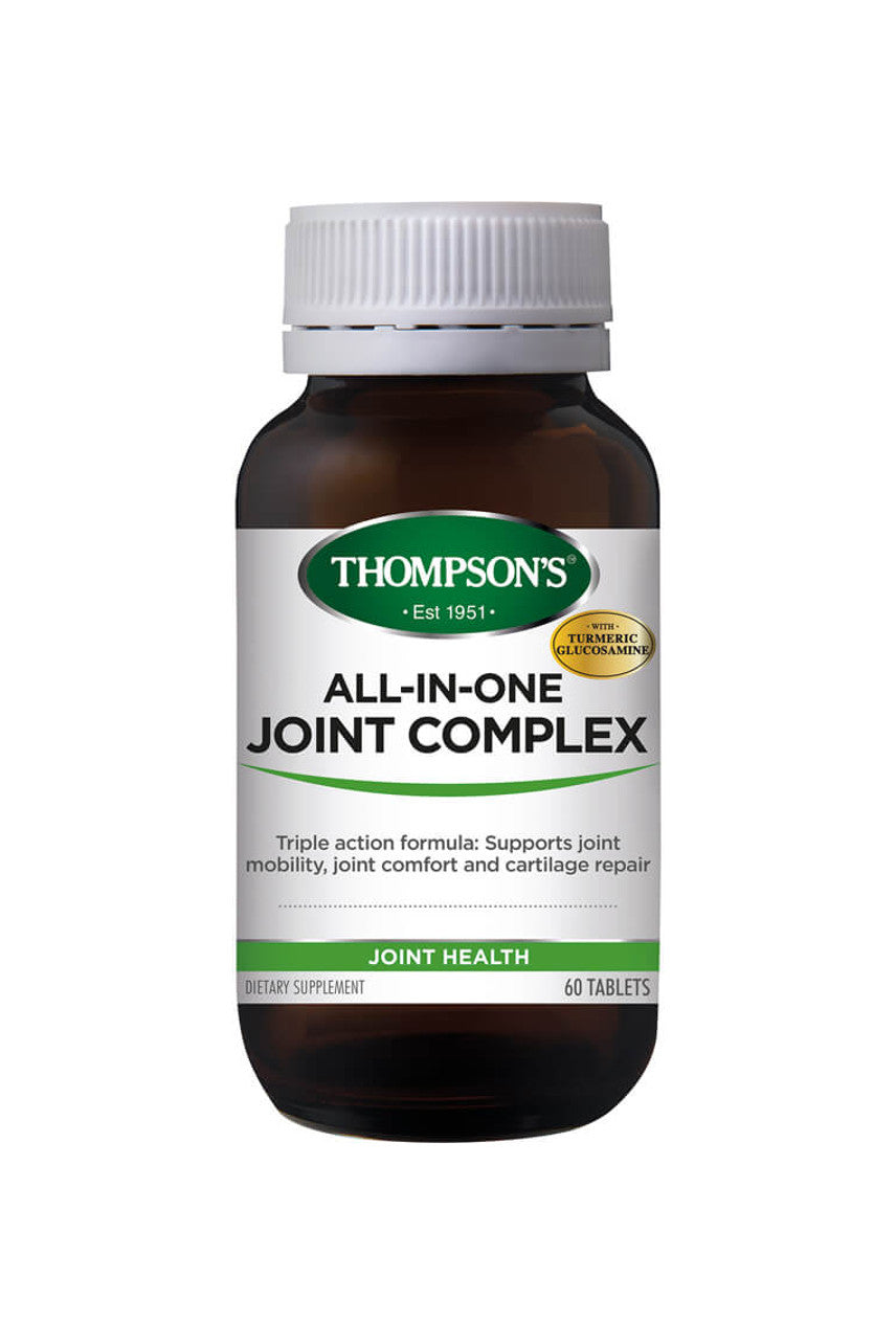 THOMPSONS All-in-One Joint Complex 60tabs - Life Pharmacy St Lukes