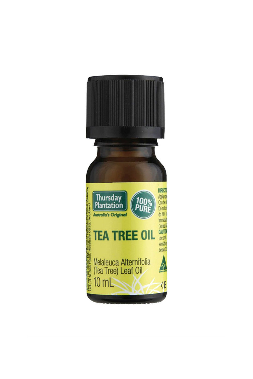 THURSDAY PLANTATION 100% Tea Tree Oil 10ml - Life Pharmacy St Lukes