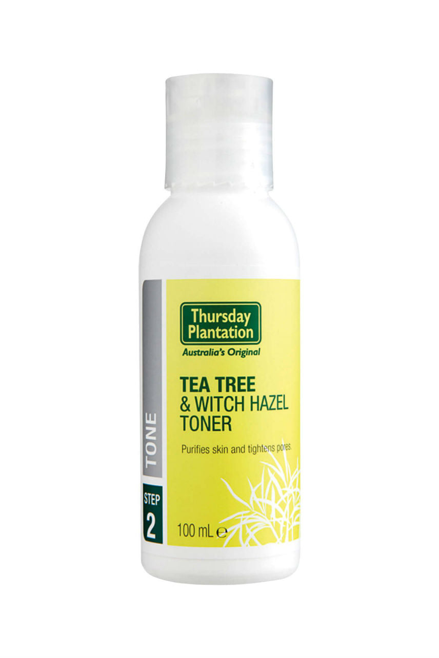 THURSDAY PLANTATION Tea Tree Witch Hazel Toner 100ml - Life Pharmacy St Lukes