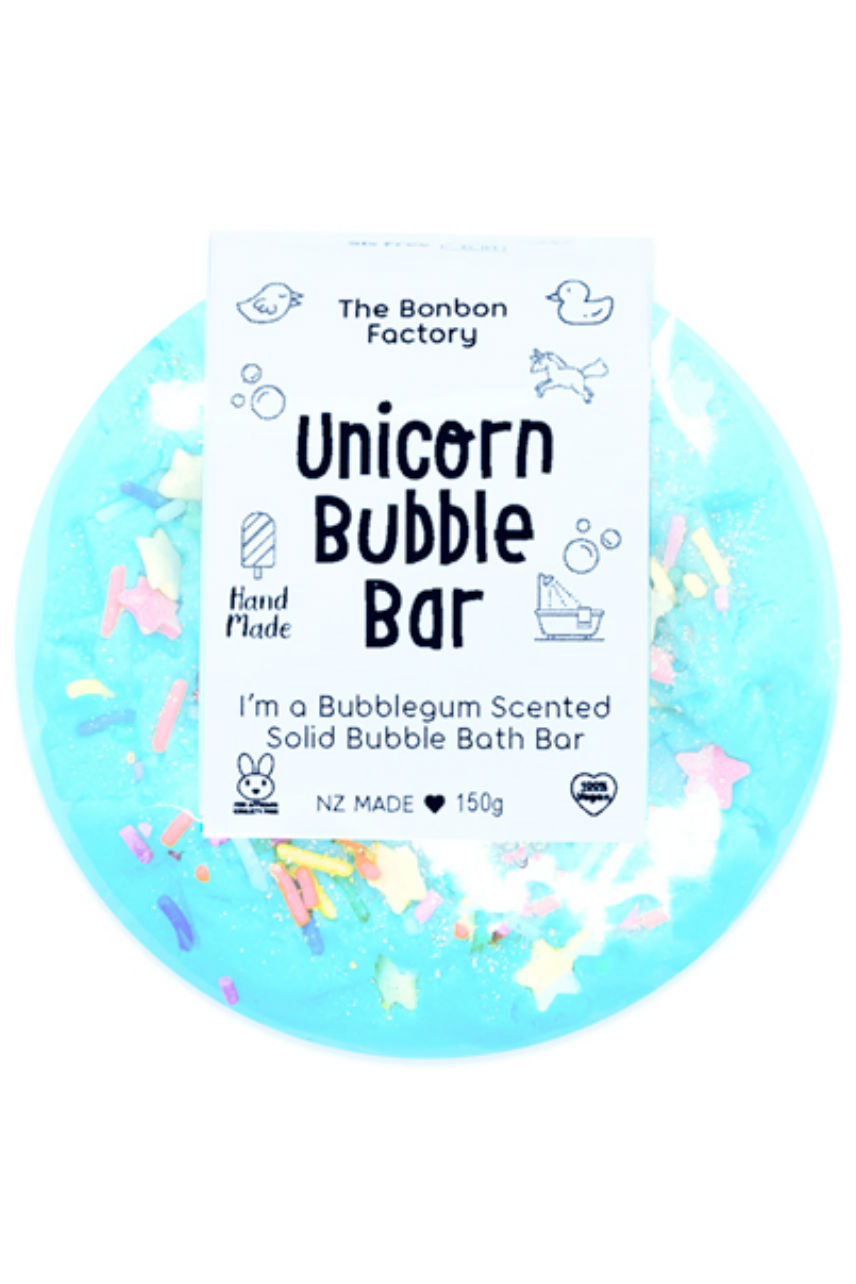 BONBON Unicorn Bubble Bar 150g - Life Pharmacy St Lukes