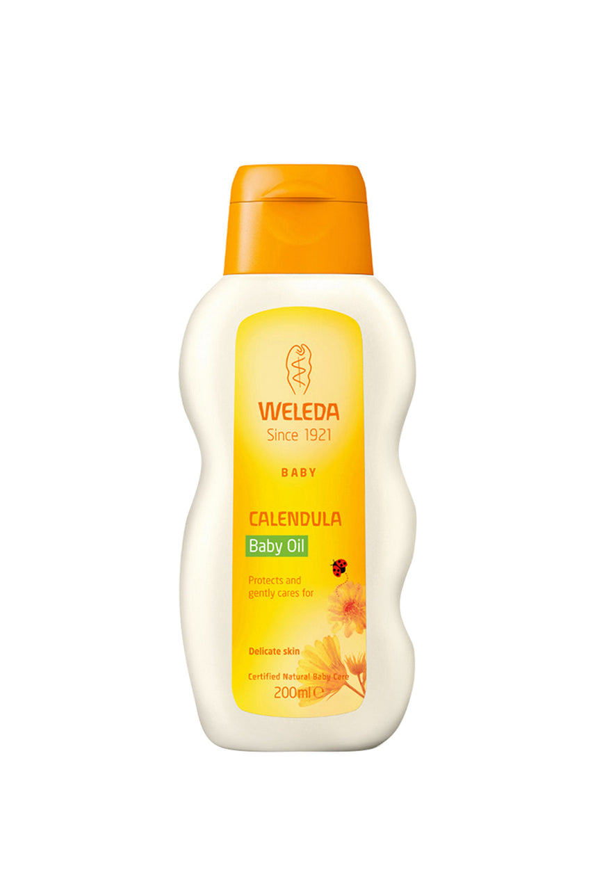 WELEDA Baby Calendula Oil 200ml - Life Pharmacy St Lukes