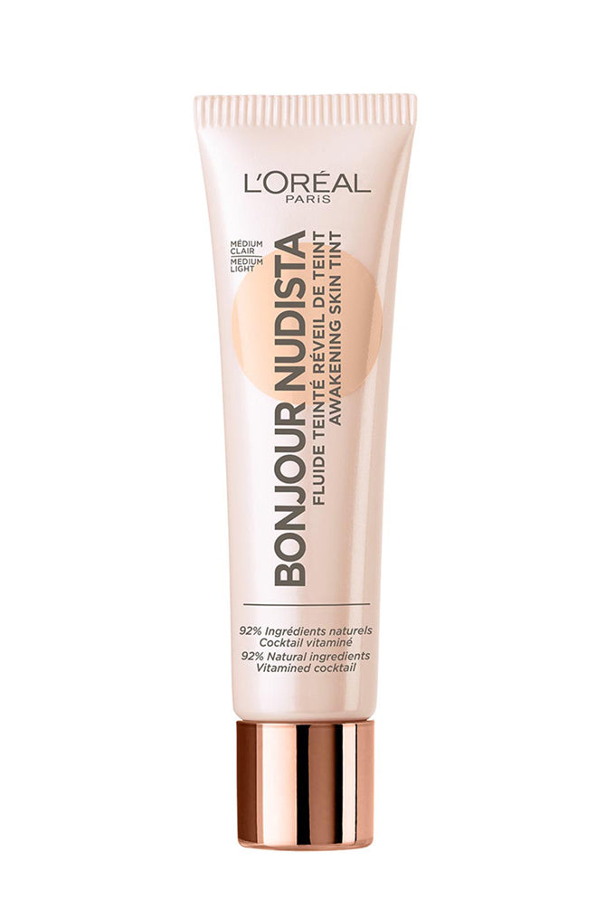 L'Oreal Wake Up & Glow - BB Cream 02 Medium Light - Life Pharmacy St Lukes