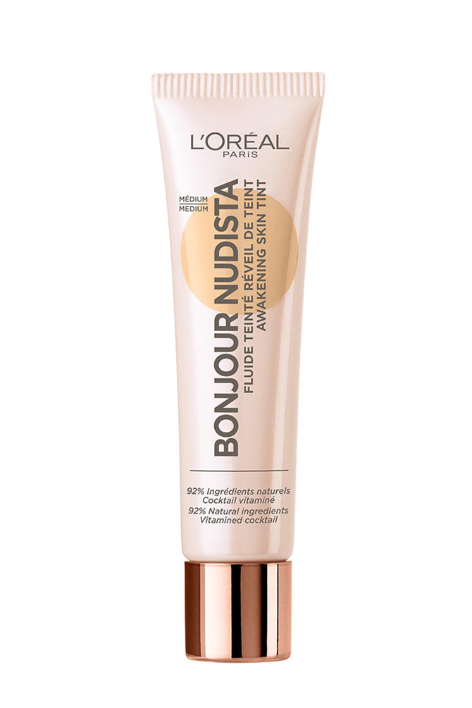 L'Oreal Wake Up & Glow - BB Cream 03 Medium - Life Pharmacy St Lukes