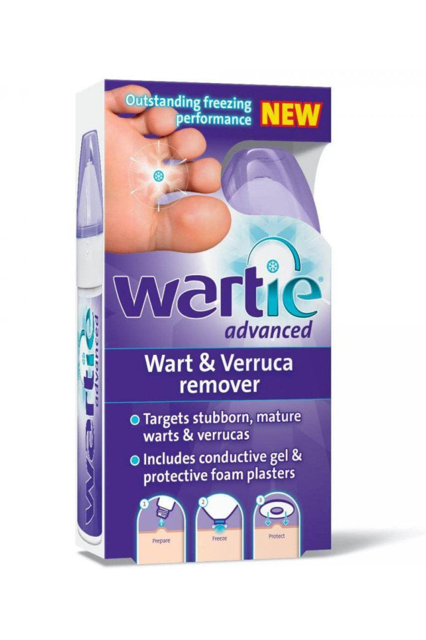 WARTIE Advanced Wart Remover 50ml - Life Pharmacy St Lukes