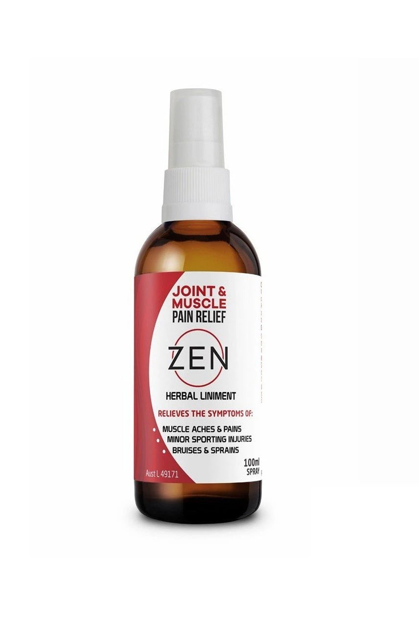 ZEN Herbal Liniment Spray 100ml - Life Pharmacy St Lukes