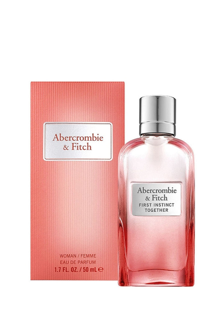 Abercrombie & Fitch First Instinct Together Women EDT 50ml - Life Pharmacy St Lukes