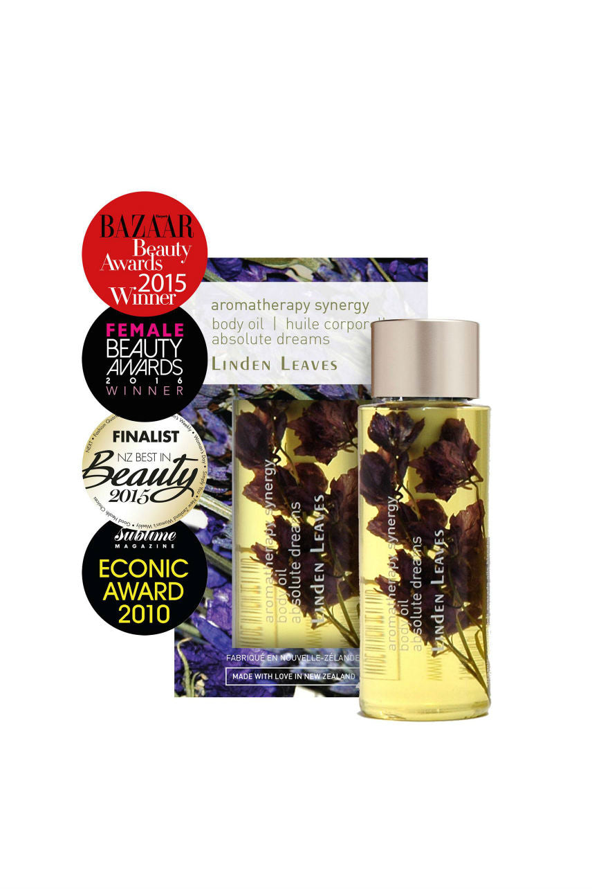 LINDEN LEAVES Aromatherapy Synergy Body Oil Absolute Dreams 60ml - Life Pharmacy St Lukes
