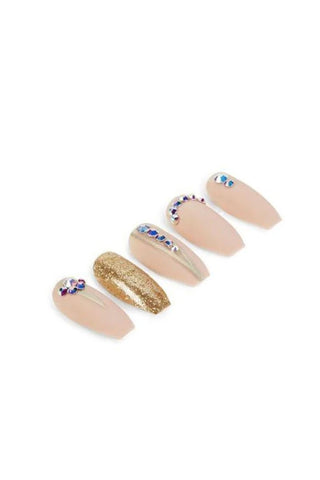 ARDELL Nail Addict Premium Nude Jeweled - Life Pharmacy St Lukes