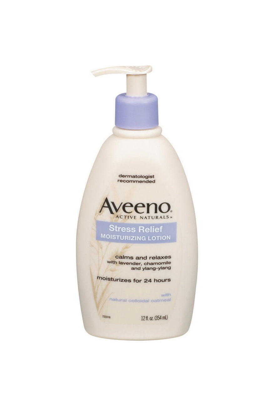 AVEENO Stress Relief Moisturiser Lotion 354ml - Life Pharmacy St Lukes