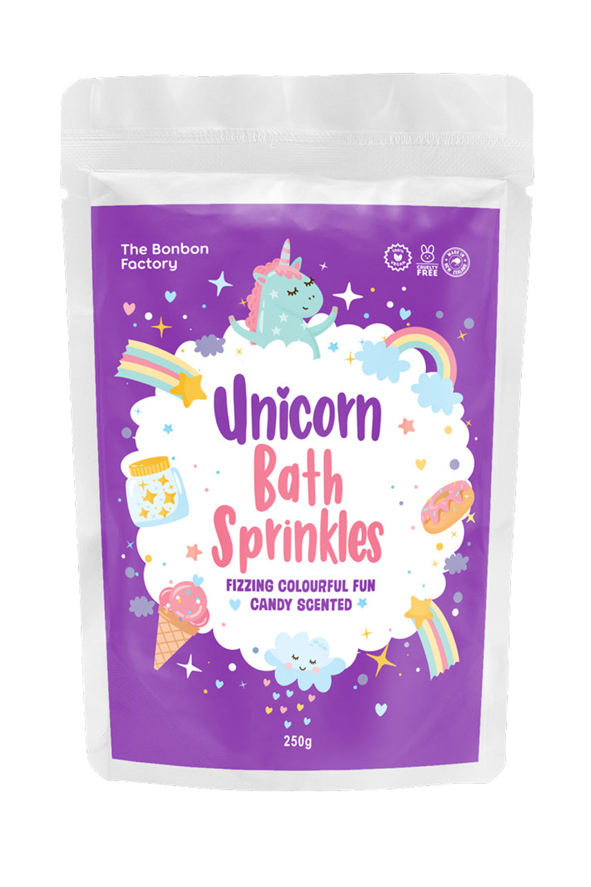BONBON Unicorn Bath Sprinkles 250g - Life Pharmacy St Lukes
