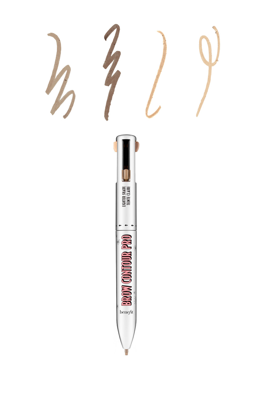 BENEFIT Brow Contour Pro 4-in-1 defining & Highlighting Brow Pencil 01 Blonde Light - Life Pharmacy St Lukes