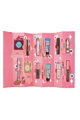 BENEFIT Shake Your Beauty Advent Calendar - Life Pharmacy St Lukes