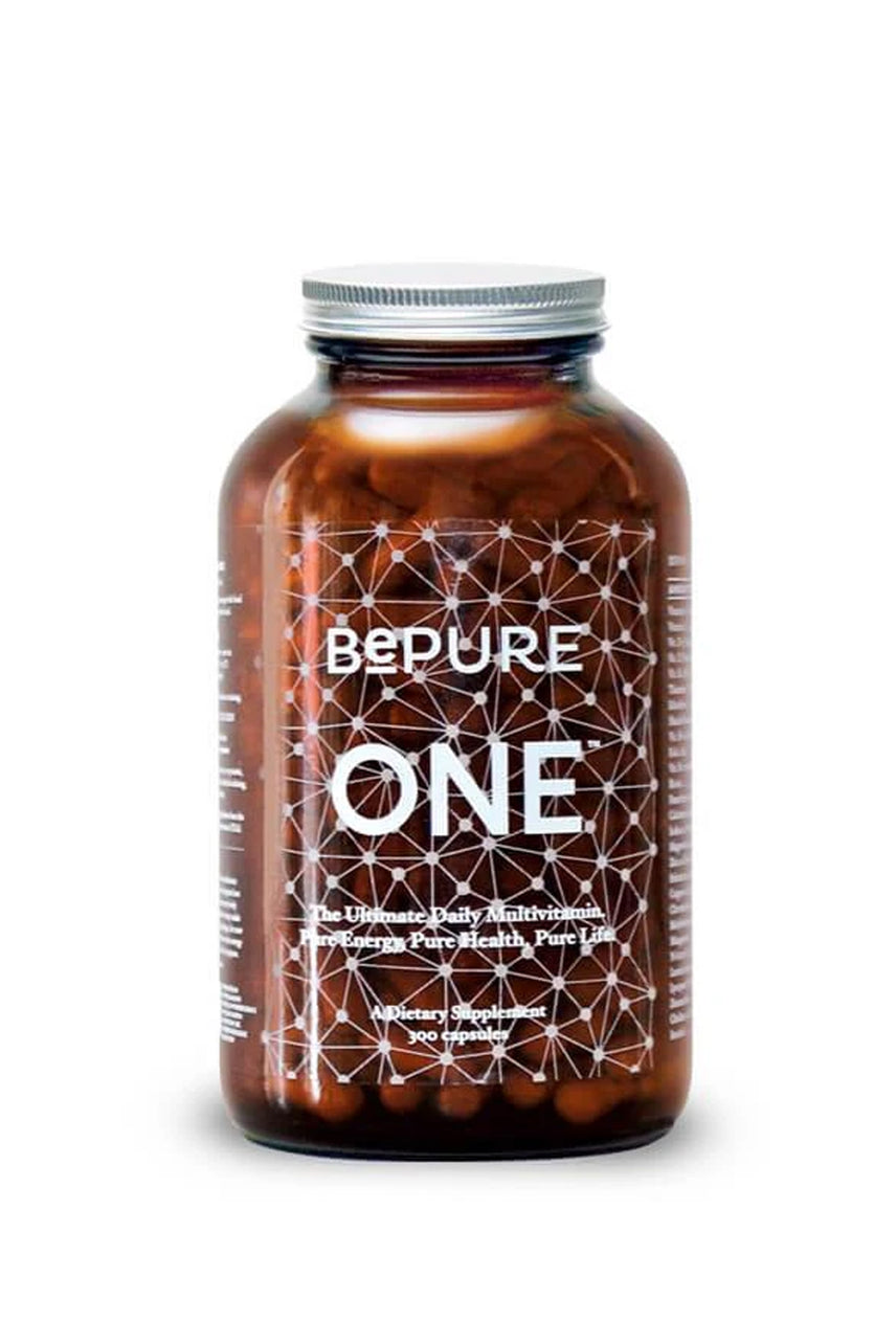 BePure One - Daily Multivitamin 60-Day Supply 300 Caps - Life Pharmacy St Lukes
