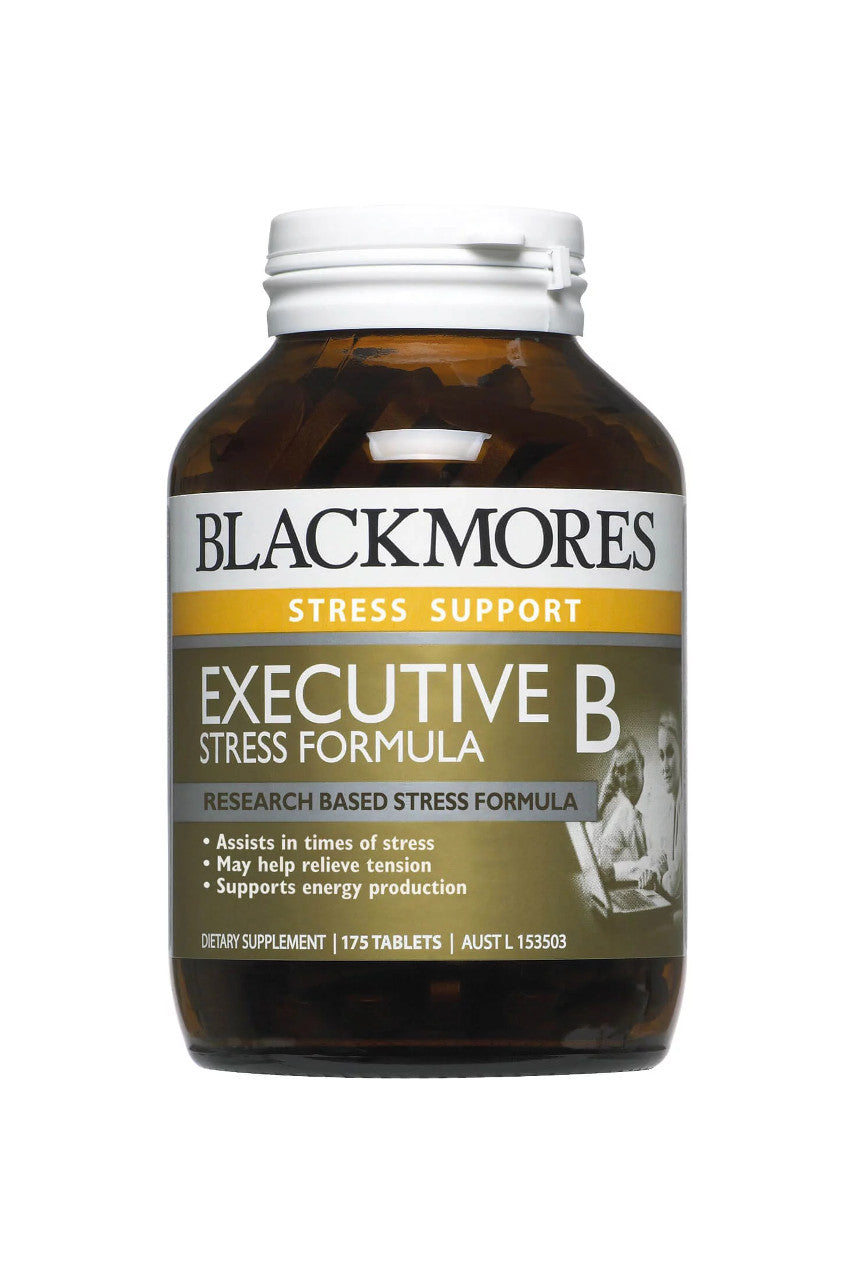 Blackmores Executive B Stress Formula 175tabs - Life Pharmacy St Lukes