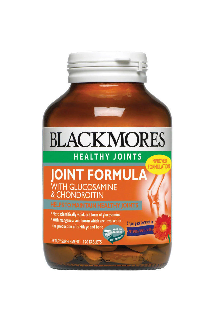 Blackmores Joint Formula Tab 120 - Life Pharmacy St Lukes