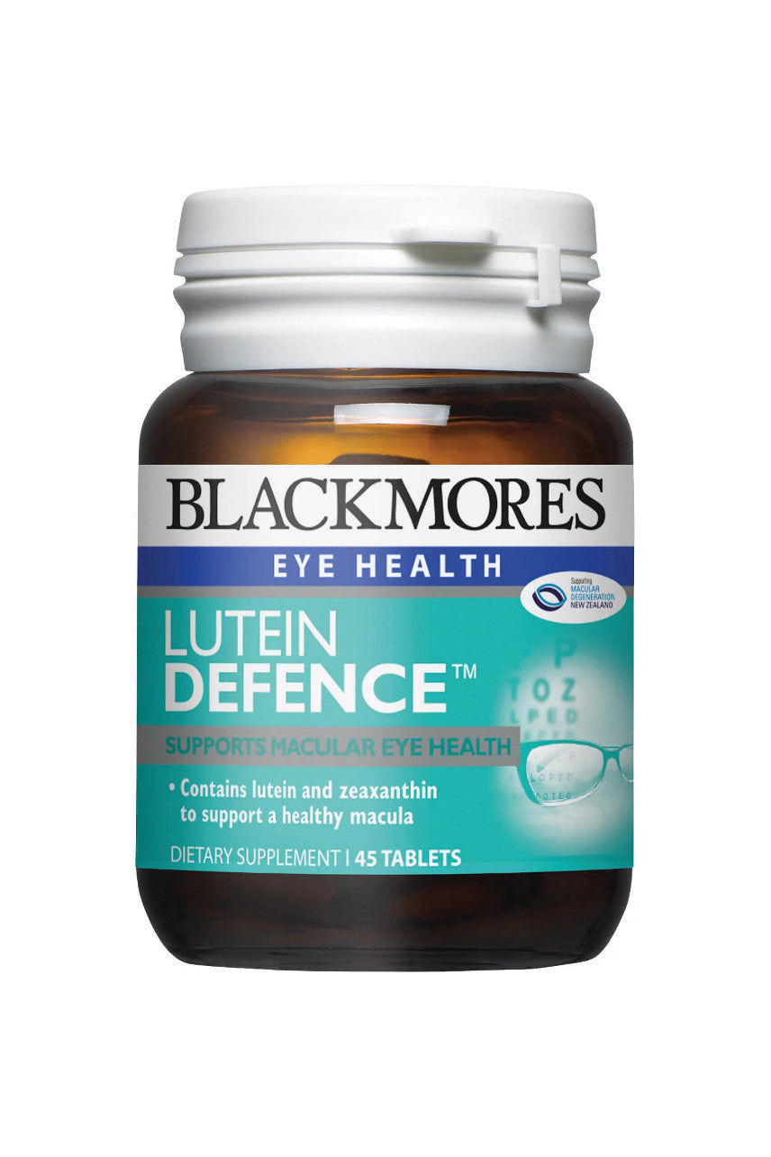 Blackmores Lutein Defence 45caps - Life Pharmacy St Lukes