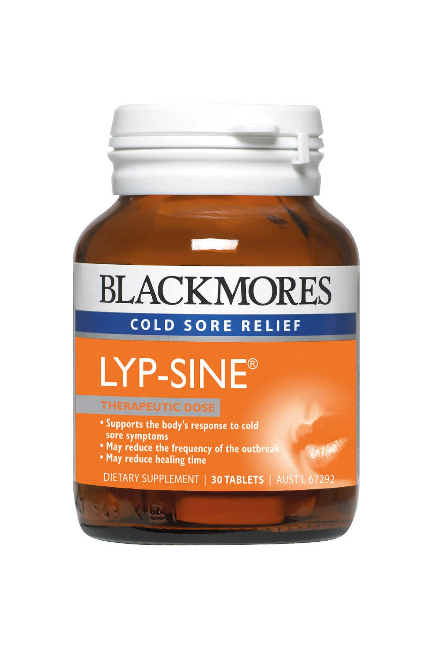 Blackmores Lyp-Sine 30 Tablets - Life Pharmacy St Lukes