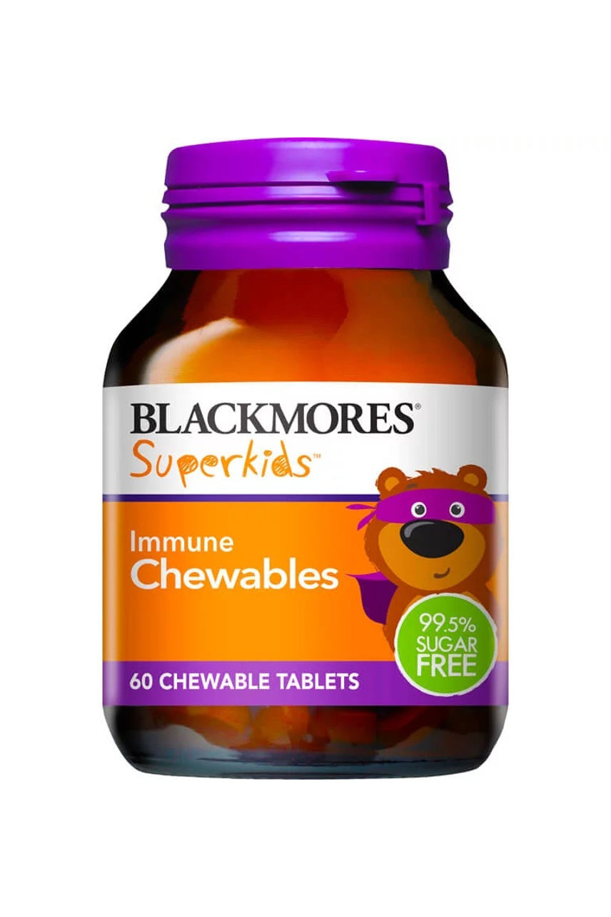 Blackmores SuperKids Immune Chewables 60s - Life Pharmacy St Lukes