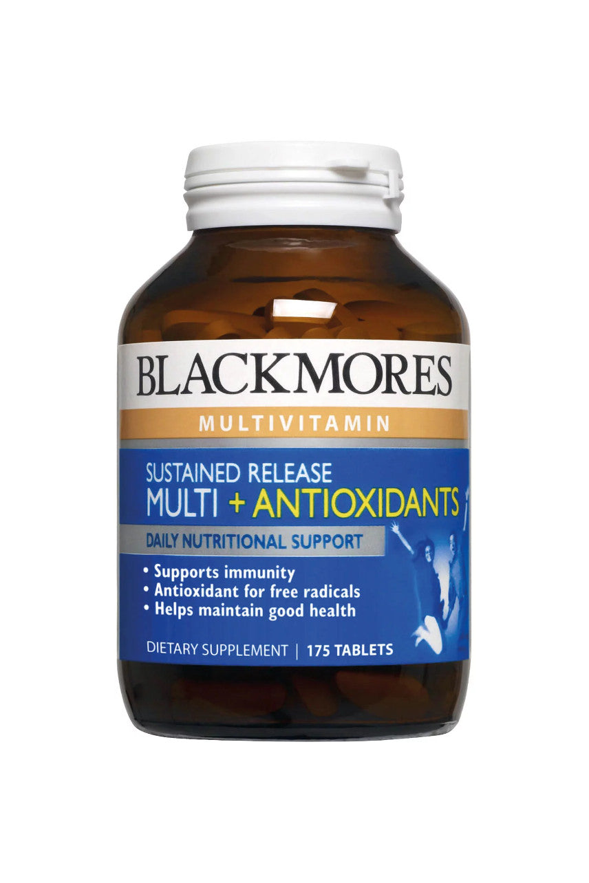 Blackmores Sustained Release Multi + Antioxidants 175tabs - Life Pharmacy St Lukes