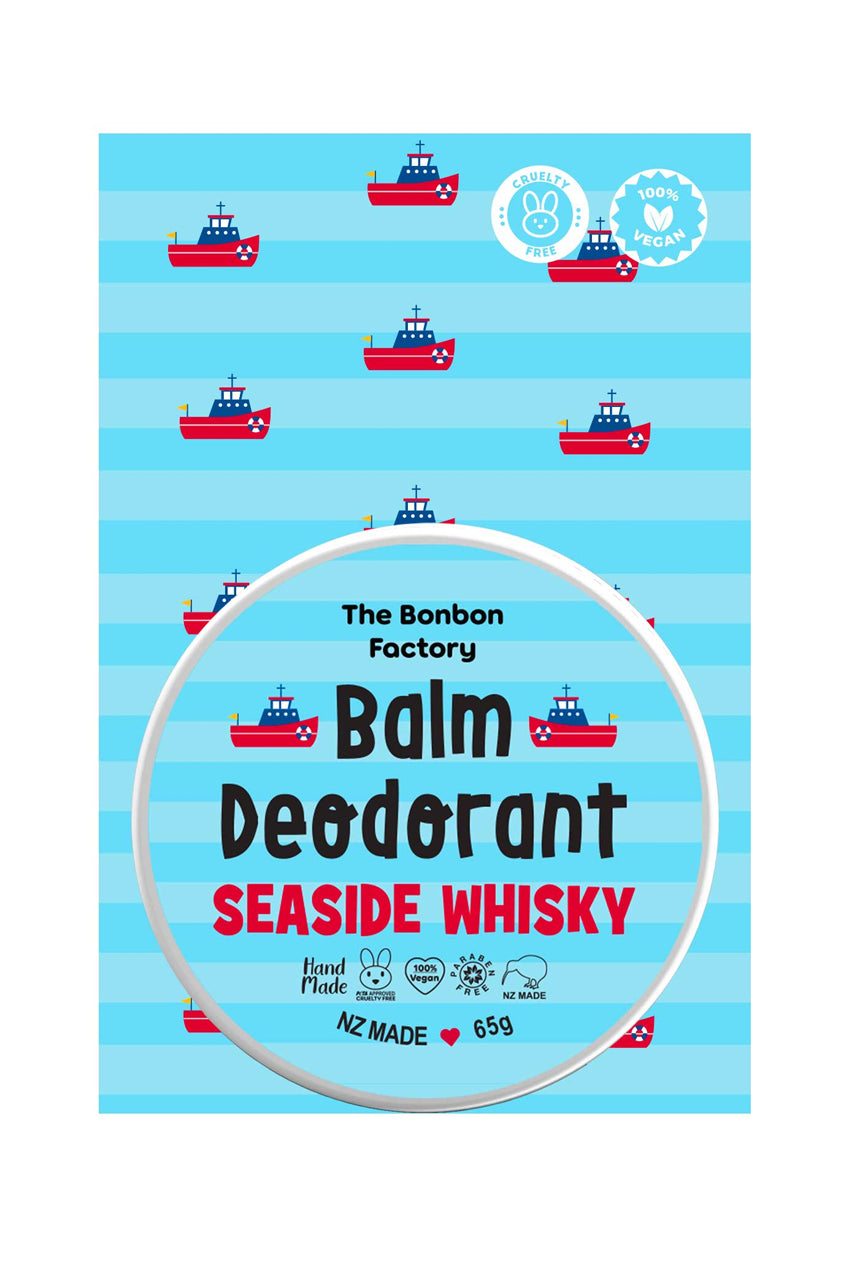 BONBON Seaside Whisky Deodorant 65g - Life Pharmacy St Lukes